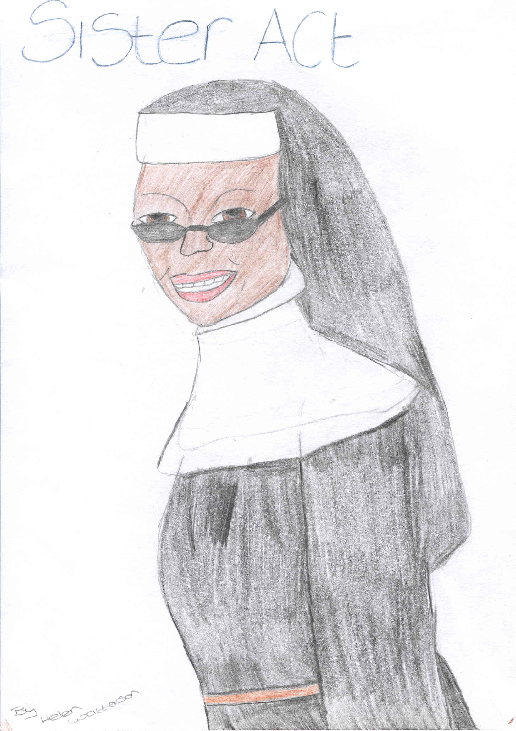Deloris (SISTER ACT)