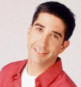 David Schwimmer (Ross in Friends)