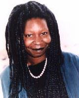 Whoopi Grinning